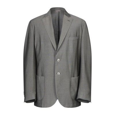 BRANDO テーラードジャケット グレー 56 ウール 73% / モヘヤ 27% テーラードジャケット