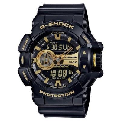 ジーショック メンズ 腕時計 アクセサリー Rotary-Dial Ana-Digi Resin and Stainless Steel World Time Watch