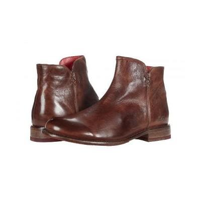 Bed Stu ベッドストゥ レディース 女性用 シューズ 靴 ブーツ アンクル ショートブーツ Yurisa - Teak Rustic