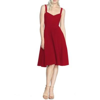ドレスザポプレーション レディース ワンピース トップス Alina Sweetheart Sleeveless A-Line Dress