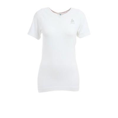オドロ(ODLO)EVOLUTION LIGHT ベースレイヤー 半袖Tシャツ 184001 WHI オンライン価格