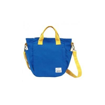 バイカラーミニショルダーバッグ ブルー 83635    キャンセル返品不可 他の商品と同梱・同時購入不可
