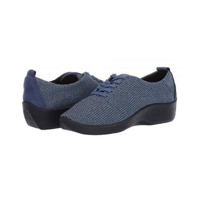 Arcopedico アルコペディコ レディース 女性用 シューズ 靴 スニーカー 運動靴 Net 3 - Indigo