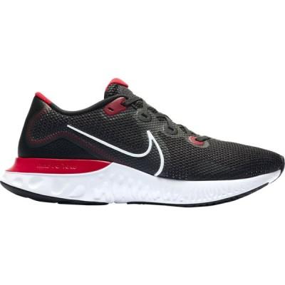 ナイキ Nike メンズ ランニング・ウォーキング シューズ・靴 renew run Black/White/University Red