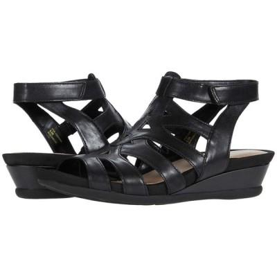 カルソーアースシューズ Earth レディース シューズ・靴 Pisa Chatham Black Eco Calf