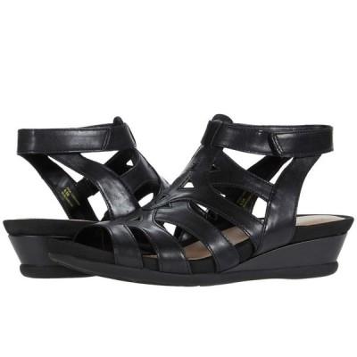カルソーアースシューズ Earth レディース ヒール シューズ・靴 Pisa Chatham Black Eco Calf