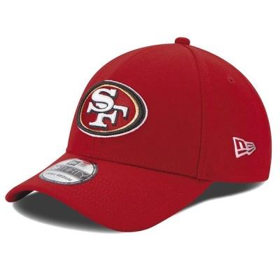 NFL 49ers キャップ/帽子 チーム クラシック 39THIRTY フレックス ニューエラ/New Era レッド