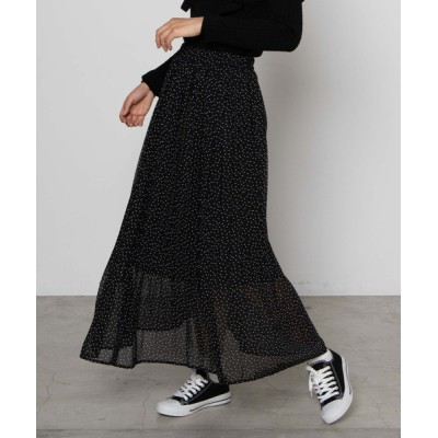 WEGO / WEGO/アソートプリーツロングスカート WOMEN スカート > スカート