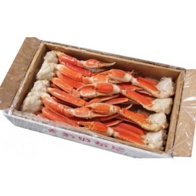 【 カニ 】ボイル ずわいがに 脚 3kg 5Lサイズ < マルヤ水産 > かに 蟹