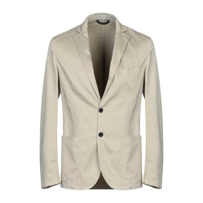 ARMATA DI MARE テーラードジャケット ベージュ 50 コットン 97% / ポリウレタン 3% テーラードジャケット