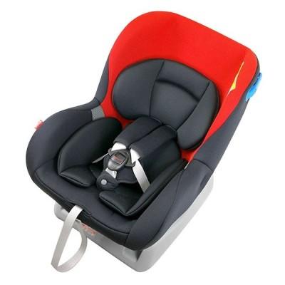 リーマン チャイルドシート CF526 ネディLife スタイルレッド シートベルト取付方式