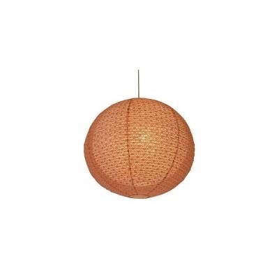 彩光デザイン 二重提灯 SPN1-1101 麻葉煉瓦in麻葉白
