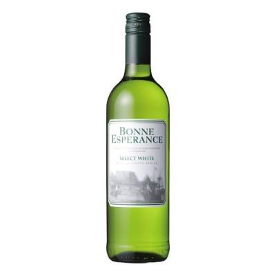 白ワイン 南アフリカ 西ケープ州 ボン・エスペランス 白 750ml