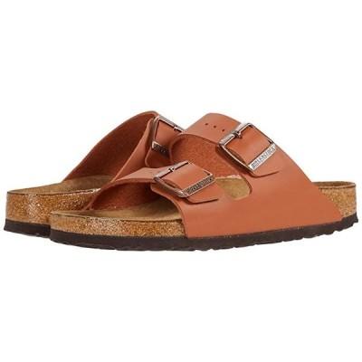 ビルケンシュトック Arizona Soft Footbed メンズ サンダル Ginger Brown Birko-Flor