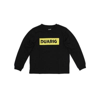 デュアリグ(DUARIG) UVテンジク長袖Tシャツ 865D8CD2659 BLK オンライン価格 (メンズ)