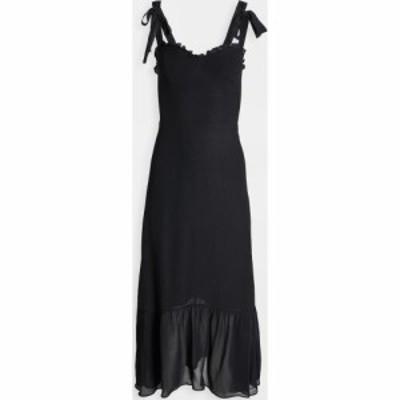 リフォーメーション Reformation レディース ワンピース ワンピース・ドレス Nikita Dress Black