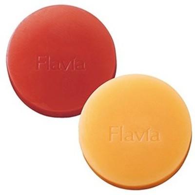 フォーマルクライン 薬用 フラビア ソープ 2個セット(朝・夜用各1個) 洗顔 石けん