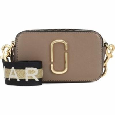 マーク ジェイコブス Marc Jacobs レディース ショルダーバッグ カメラバッグ バッグ snapshot small leather camera bag French Grey Mu