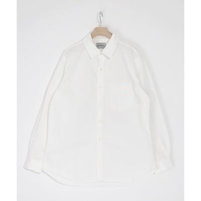 シャツ ブラウス [SPELLBOUND / スペルバウンド] 高密度ブロード レギュラーシャツ