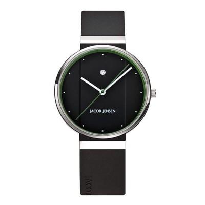 ヤコブ・イェンセン腕時計 メンズ New JJ757