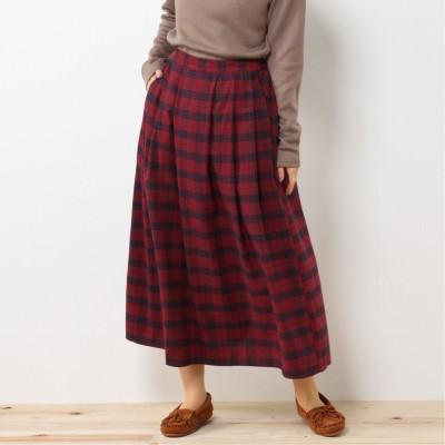 【多色展開】ビエラロングスカート【M―4L】