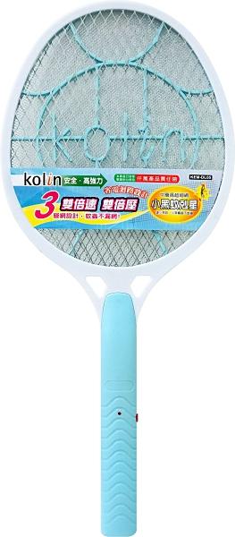 歌林電池式小黑蚊三層電蚊拍 KEM-DL05