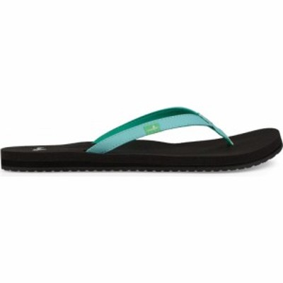 サヌーク Sanuk レディース サンダル・ミュール シューズ・靴 Yoga Joy Sandals Angel Blue