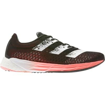 アディダス adidas レディース ランニング・ウォーキング シューズ・靴 adiZero Pro Core Black/White/Signal Coral