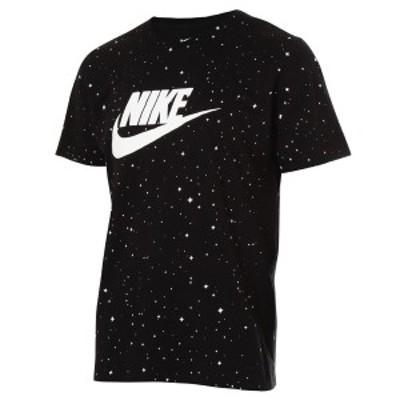 【即納】ナイキ NIKE メンズ Tシャツ トップス NIKE GRAPHIC T-SHIRT - MENS Black/White
