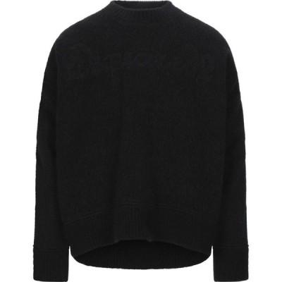 ディースクエアード DSQUARED2 メンズ スウェット・トレーナー トップス sweatshirt Black