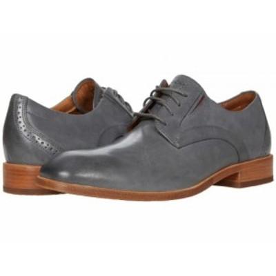 Rockport ロックポート メンズ 男性用 シューズ 靴 オックスフォード 紳士靴 通勤靴 Total Motion Office Plain Toe Steel【送料無料】