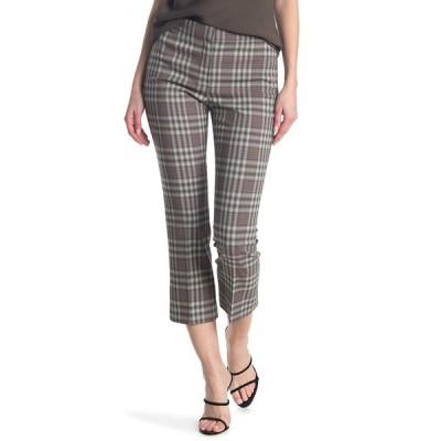 セオリー レディース カジュアルパンツ ボトムス Kick Printed Cropped Pants MULTI