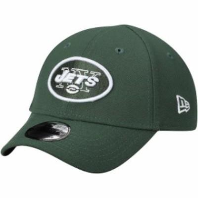 New Era ニュー エラ スポーツ用品  New Era New York Jets Toddler Green Team Classic 39THIRTY Flex Hat