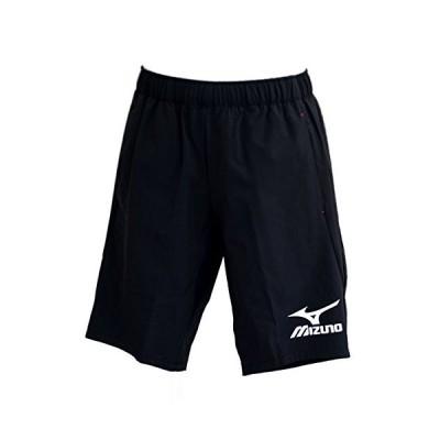 ミズノ MIZUNO サッカーウェア モレリア ストレッチクロスハーフパンツ ユニセックス P2MD7002 09 ブラック Sサイズ