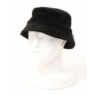 bonjour records / 【Richardson】VELOUR BUCKET HAT MEN 帽子 > ハット