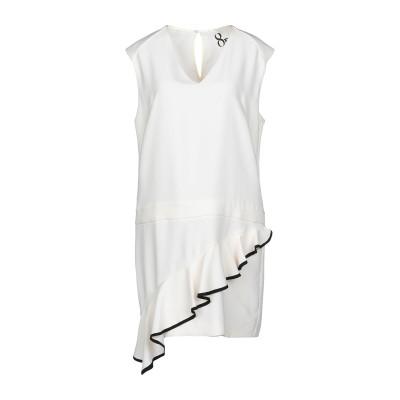 8PM ミニワンピース&ドレス ベージュ XS ポリエステル 100% ミニワンピース&ドレス