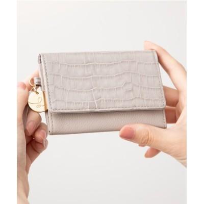 MARK'S / メタルチャーム・ ネームカードケース /Lilietmoi WOMEN 財布/小物 > 名刺入れ