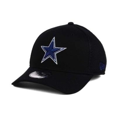 New Era ニューエラ Dallas Cowboys GCP Training Basic 39THIRTY Cap ブラック M/L