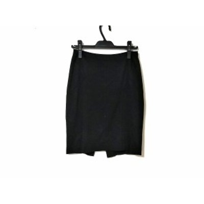 ピンキー&ダイアン Pinky&Dianne スカート サイズ38 M レディース 黒【中古】20200131