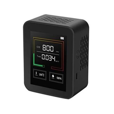 【並行輸入品】Kingjinglo CO2 Meter Air Quality Monitor Carbon Dioxide NDIR Sensor CO2 Detector Detection