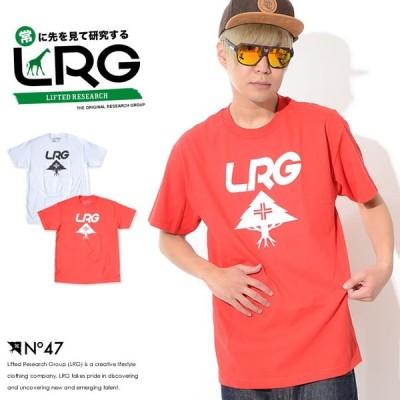 LRG エルアールジー Tシャツ 半袖 センターツリーロゴ (J191002) セール