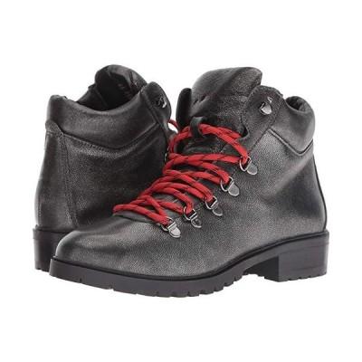 スティーブマッデン Lora レディース ブーツ Pewter Leather