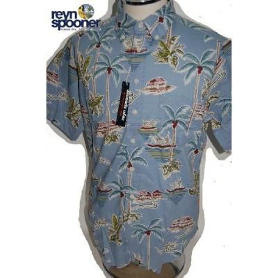 Reyn Spooner レインスプーナー ハワイアンシャツ polynesian-vintage