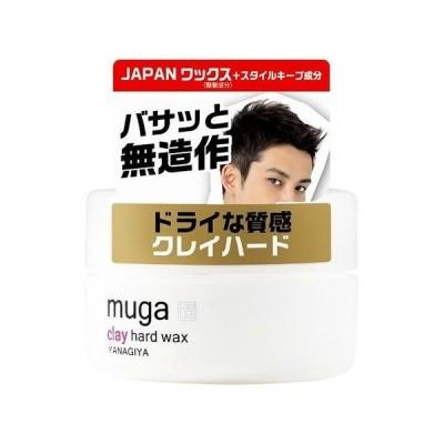 柳屋本店 MUGA クレイハードワックス 代引不可