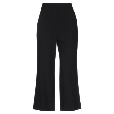 セオリー THEORY パンツ ブラック S トリアセテート 70% / ポリエステル 30% パンツ