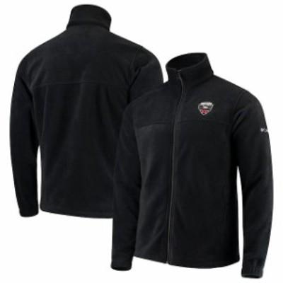 Columbia コロンビア スポーツ用品  Columbia D.C. United Black Flanker Full-Zip Jacket