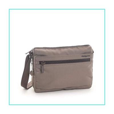 【新品】Hedgren Eye RFID Shoulder Bag, Sepia/Brown(並行輸入品)