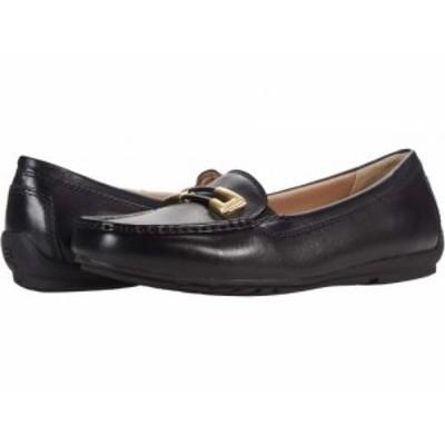 Rockport ロックポート レディース 女性用 シューズ 靴 ローファー ボートシューズ Total Motion Dress New Ornament Black【送料無料】