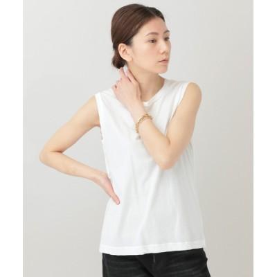 Curensology / Curensology(カレンソロジー)/<5AWARENESS>ノースリーブTシャツ WOMEN トップス > Tシャツ/カットソー