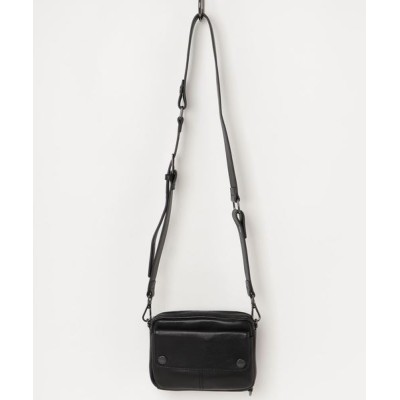 AVIREX / 【直営店限定】レザー 3ウェイ ショルダーバッグ/ LEATHER 3WAY SHOULDER BAG WOMEN バッグ > ショルダーバッグ